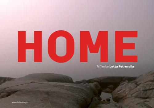 Original score for the film Home. Somewhere