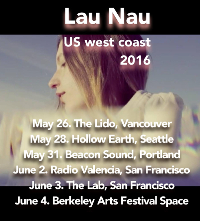 U.S. West Coast Tour 2016