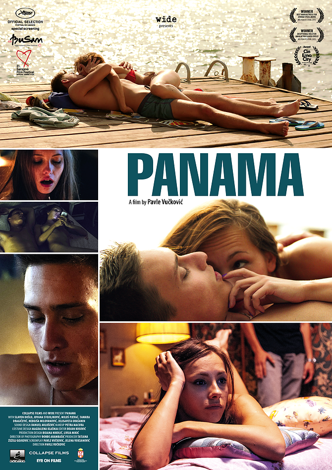 Sync music for the film Panama