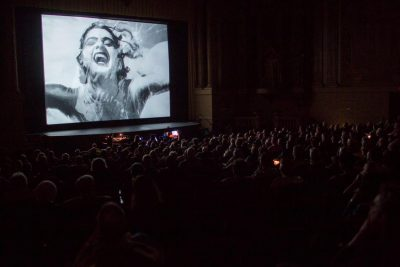 Film concerts with Matti Bye Ensemble at San Francisco Silent Film Festival 2018