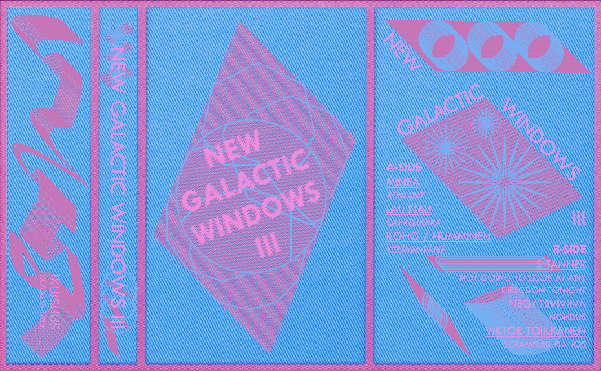 New Galactic Windows 3