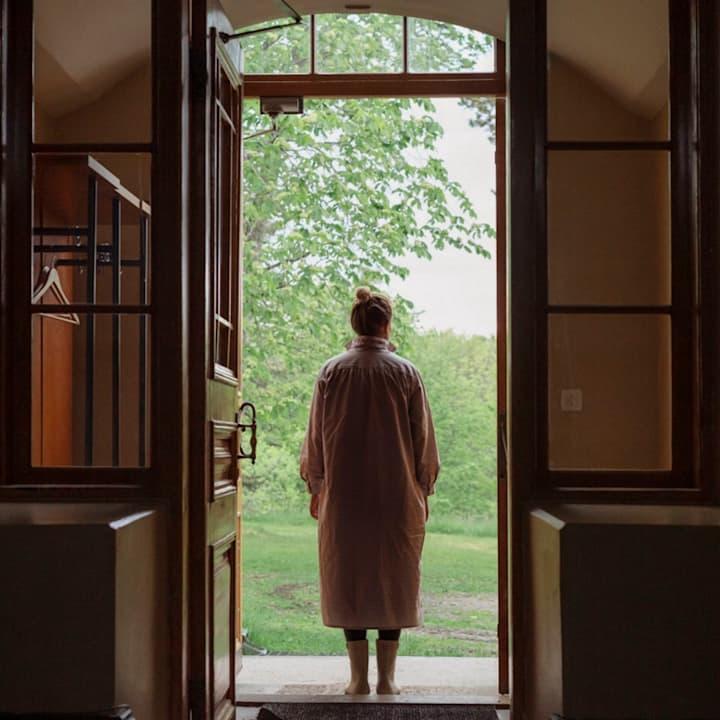 Radio feature Själö – en plats och ett mentalt rum